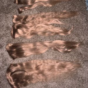 "Bellami extensions 22"" golden blonde"
